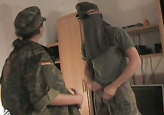 the armed forces gangbang final