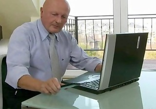 grand-dad fucking with enchanting legal age