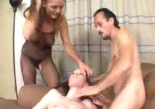 kerri kravin fisted and used by her masters