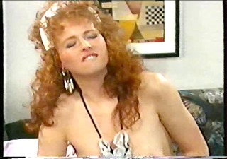 real redhaired maid screwed and facial spunk flow
