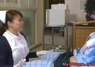 super sexy japanese nurses engulfing part3